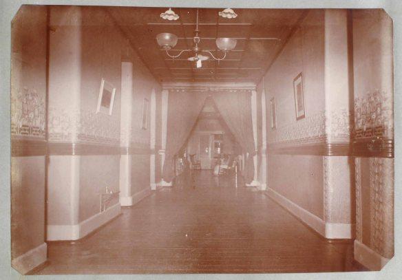 NYS Museum Albany album b 067-2 - Hallway