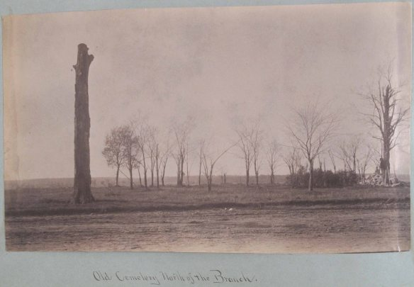 NYS Museum Albany album b 154-2 Old Cemetery