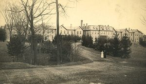 Cottages at Willard Asylum - Roger Luther at nysAsylum.com