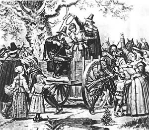 My 8th Great-Grandmother – The Witch of Hartford, Connecticut (1/2)