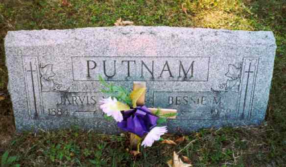 Putnam Headstone