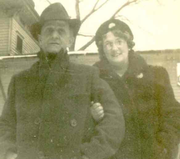 Jarvis & Bessie 1940s