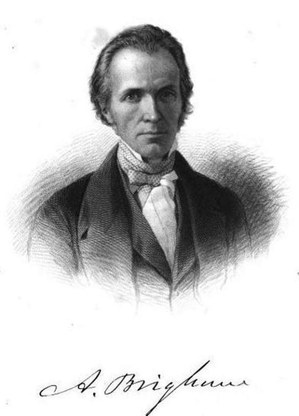 Dr. Amariah Brigham