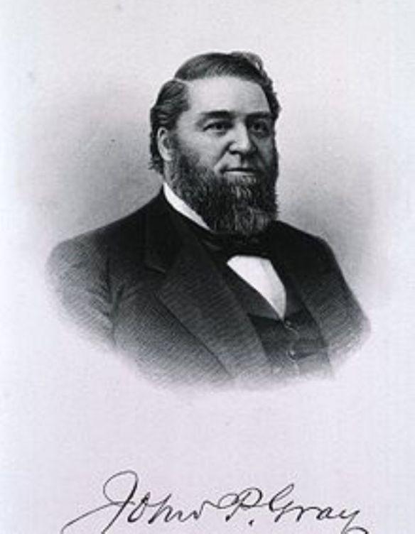 Dr. John Perdue Gray