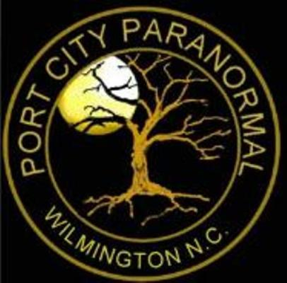 Port City Paranormal Logo