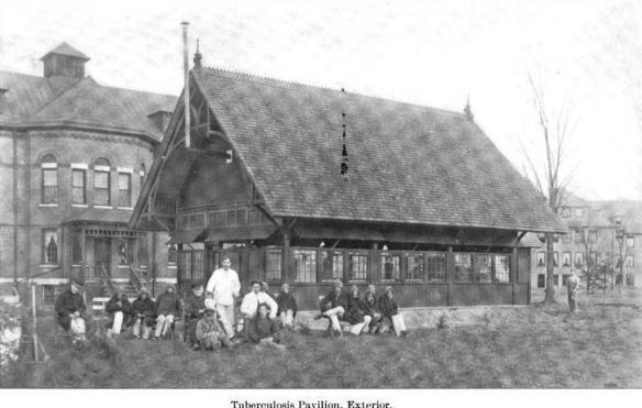 1907 TB Pavilion Exterior