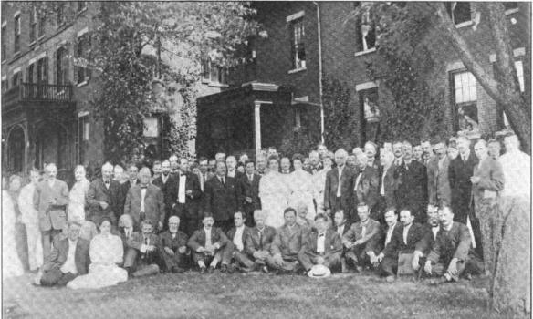 1908 The American Association for the Study of the Feeble-Minded. In Session at the Asylum June 22 – 25, 1908
