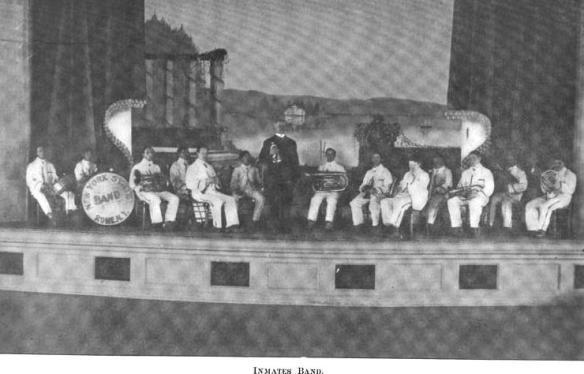 1909-10 Inmates Band