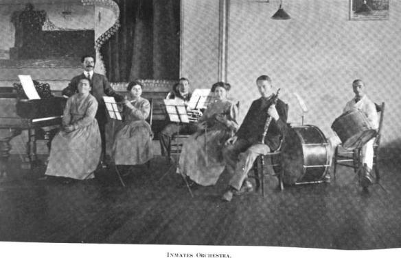 1909-11 Inmates Orchestra