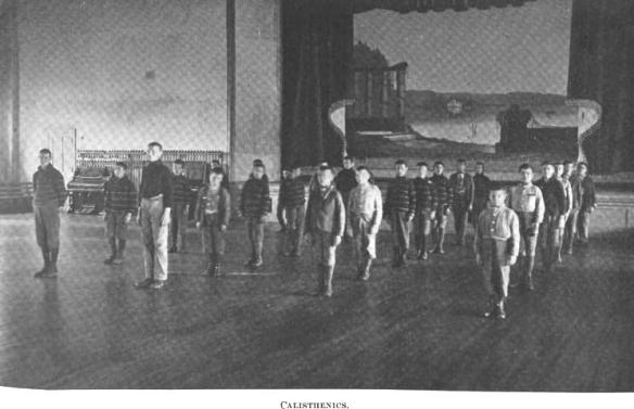 1909-16 Calisthenics