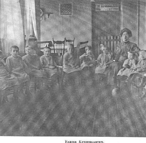 1909-17 Babies Kindergarten