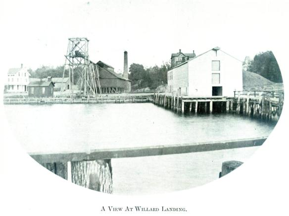 27-A View At Willard Landing-Wayne E. Morrison, Sr. 1978