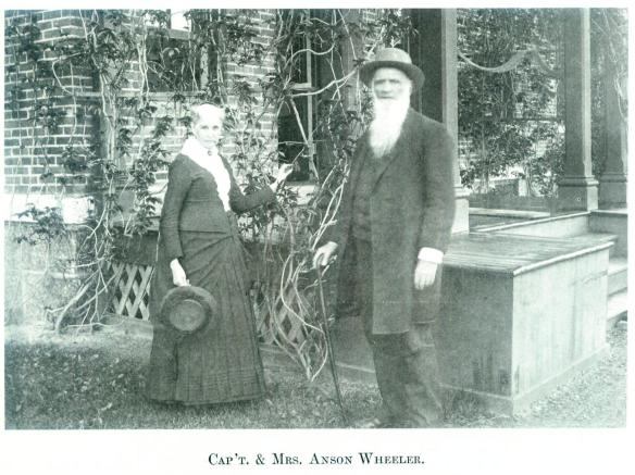 30-Cap't & Mrs. Anson Wheeler-Wayne E. Morrison, Sr. 1978