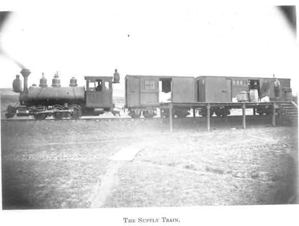 5 The Supply Train
