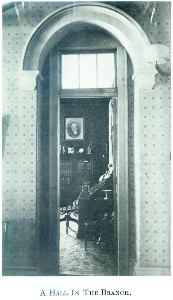 34-A Hall In The Branch-Wayne E. Morrison, Sr. 1978