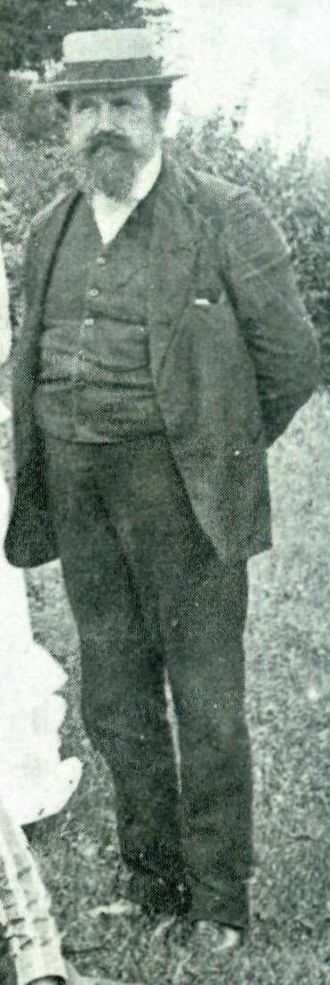 Captain Morris J. Gilbert - Wayne E. Morrison, Sr. 1978