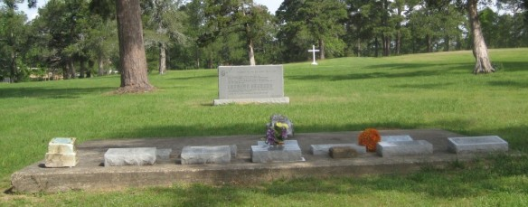 Central Louisiana State Hospital Cemetery Project