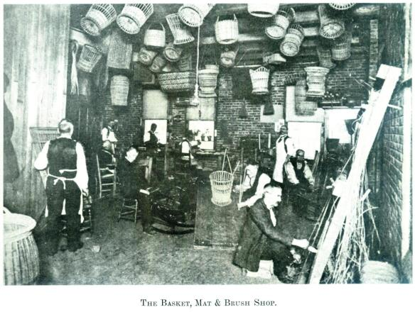The Basket, Mat & Brush Shop - Wayne E. Morrison, Sr. 1978
