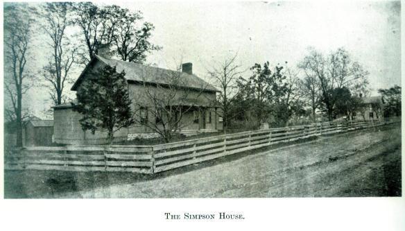 The Simpson House - Wayne E. Morrison, Sr. 1978