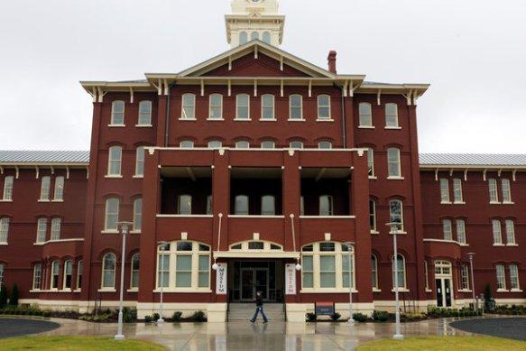 Oregon State Hospital-New York Times