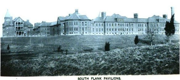 1. South Flank Pavilions-Matteawan