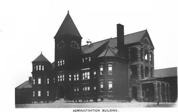 2. Administration Building-Matteawan