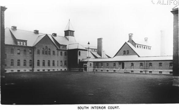 4. South Interior Court-Matteawan