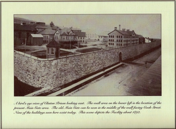 Clinton Prison 1892 - Zach Babbie