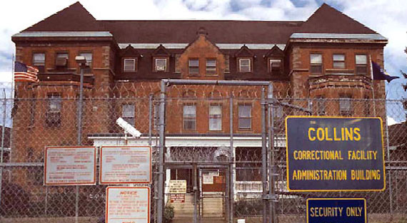 Gowanda State Hospital - Collins Correctional Facility