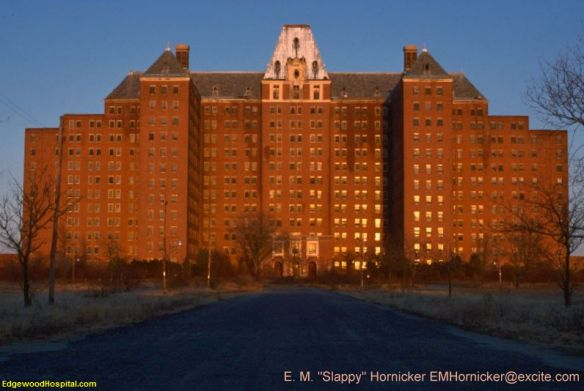Edgewood State Hospital by E.M. Hornicker