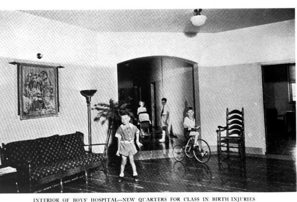 Newark State School 1937-2