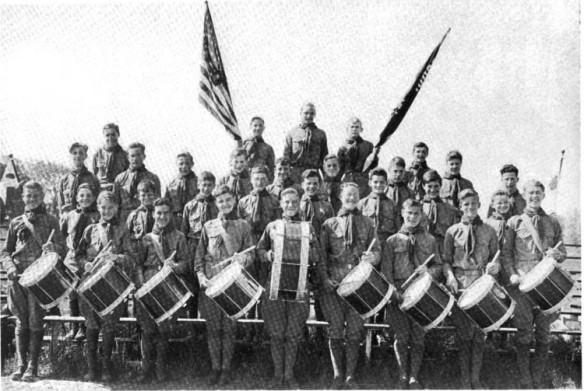 Newark State School 1937