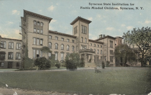 Syracuse State Institution for Feeble-Minded Children