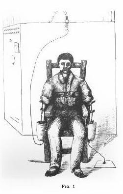 Electric Chair-Auburn State Prison