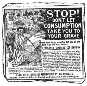 Consumption Cure