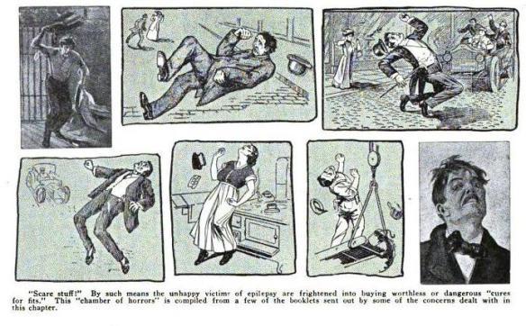 Epilepsy Scare Tactics