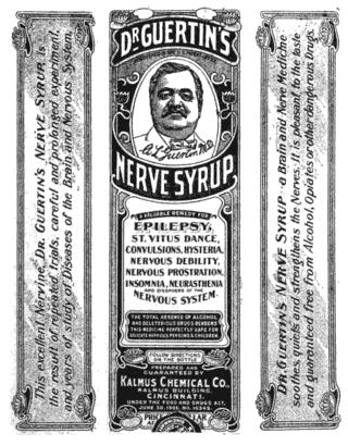 Nerve Syrup