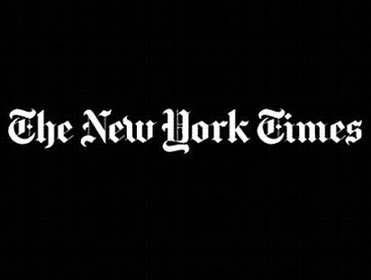 Resultado de imagem para logomarca oficial do ny times
