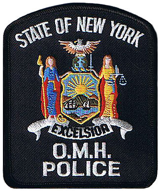 O.M.H. Police Patch-Wikipedia