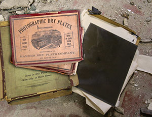 Photographic Dry Plates-Roger Luther