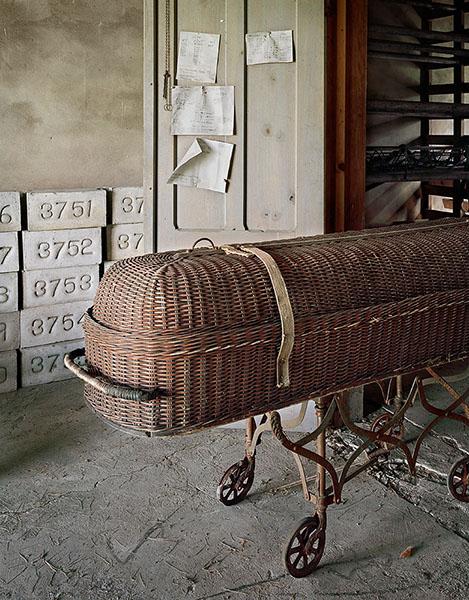 St. Lawrence State Hospital-Grave Markers & Casket