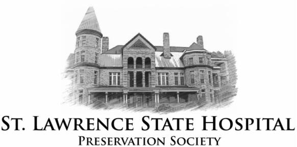 St. Lawrence State Hospital Preservation Society