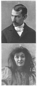 Plate III - Melancholia & Mania 1898