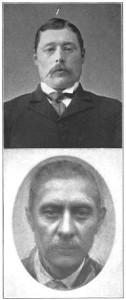 Plate VI - Paranoia & Composite Portrait 1898